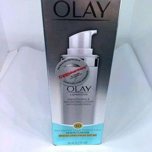 Olay luminous brightening lotion 1.7  oz